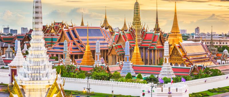 Таиланд упрощает визовый контроль для иностранных туристов